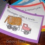 transportation truck 150x150 Early Graphing Activity
