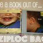 ziploc 150x150 Make It: Ribbon Blanket for Baby