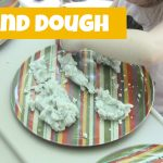 sand dough 150x150 Sand Castle Snack