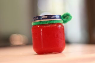 Red Hot Applesauce