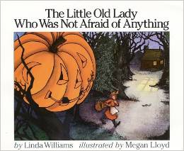 Image result for there was an old lady who was not afraid of anything book