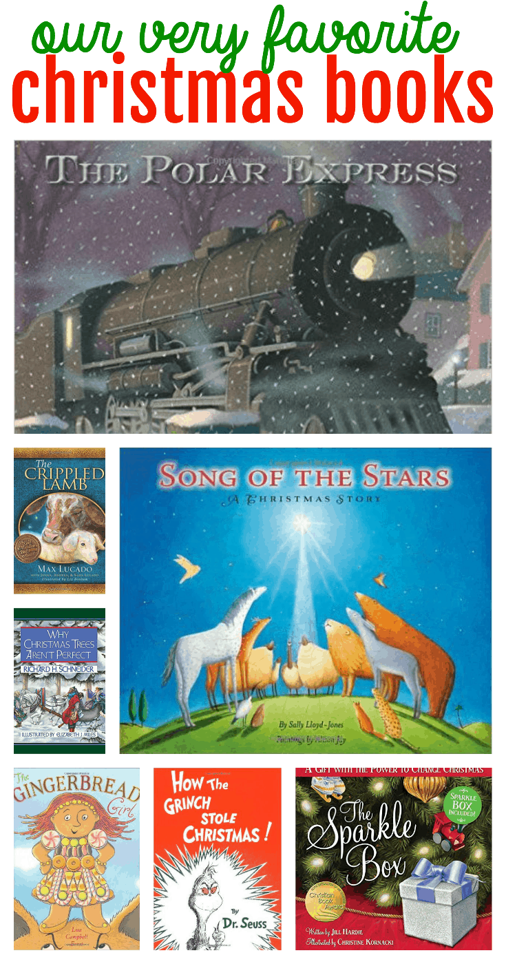 A Few of Our Favorite Christmas Books - I Can Teach My Child!