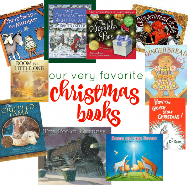 Our Very Favorite Christmas Books