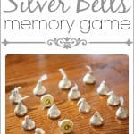 Silver Bells Memory Game 150x150 Simple Balloon Shaped Homemade Matching Games
