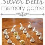 Silver Bells Memory Game