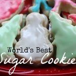 Worlds Best Sugar Cookies 150x150 St. Patricks Day Cookies