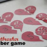 """Heart Breaker"" Number Game"