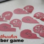 Number Game 150x150 Conversation Heart Graphing
