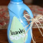 laundry soap 150x150 MAKE IT: Save, Spend, Give Bank