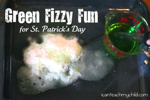 green fizzy fun 500x333 Green Fizzy Fun