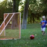 DIY Soccer Goal 150x150 Homemade Gift Ideas