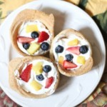 Fruit Pizza Cupcakes 150x150 Recipes