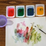 Homemade Watercolors 150x150 Colors