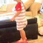 Toddler Time:  Balancing