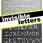 Invisible Letters 300x450 150x150 Alphabet
