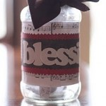 blessing jar 150x150 Homemade Gift Ideas