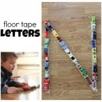 floor tape letters 150x150 Alphabet
