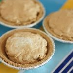 Miniature Fluffy Peanut Butter Pies