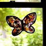 stained glass butterfly 150x150 Bugs