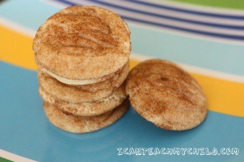 Snickerdoodles 500x333 Worlds Best Snickerdoodle Recipe