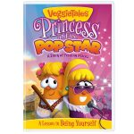 Veggie Tales 'Princess and the Popstar':  Review and Giveaway