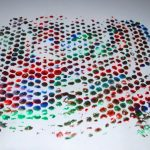 Bubble Wrap Print 150x150 Storage Room turned Kids Winter Oasis