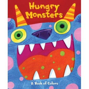 Hungry Monsters Books about Monsters
