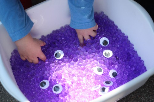 IMG 6571 500x333 Monster Sensory Tub