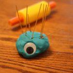 Playdough Monsters