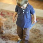 Toddler Time:  Walk the Line