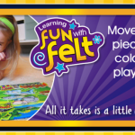 Betty Lukens Fun with Felt:  Product Review and Giveaway