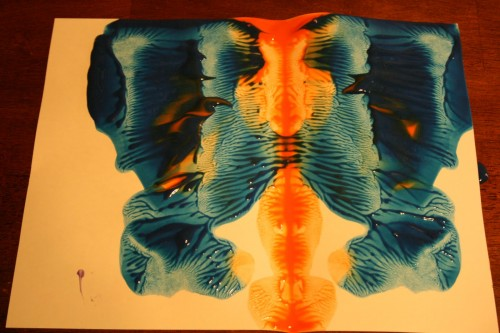 inkblots 500x333 Show and Share Saturday Link Up!