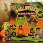 Weekend Giveaway:  Paint Your Own Halloween Bobble Heads