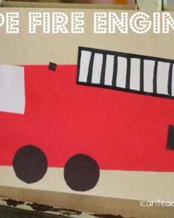 Shape Fire Engine