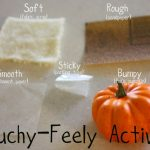 Toddler Time:  Touchy-Feely Activity