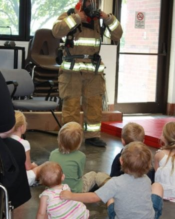 Visit the Fire Station!