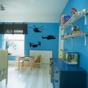 helicopters 300x300 Urbanwalls Vinyl Wall Decals:  Product Review and Giveaway