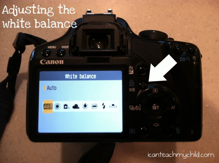 Virtual Photography Class:  White Balance