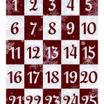 chrismas countdown