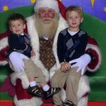 boys with santa 20111 150x150 Christmas Whispers (Family Tradition Shared by Tracey Eyster of Be the Mom)