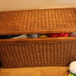 A Lesson Learned:  Locking Away the Toy Box