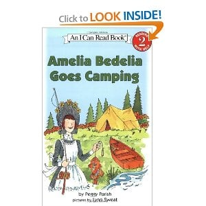 camping books for preschoolers