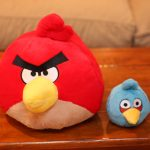 Angry Birds in 3D
