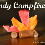 Candy Campfire