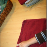 folding washcloths 150x150 How (and Why) to Help Young Children Memorize Poetry