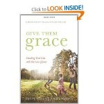 Winners of 'Give them Grace' Books