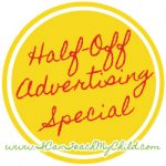 Half-Off Advertising Special!