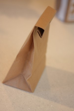 IMG 0980 300x450 Popcorn in a Paper Bag