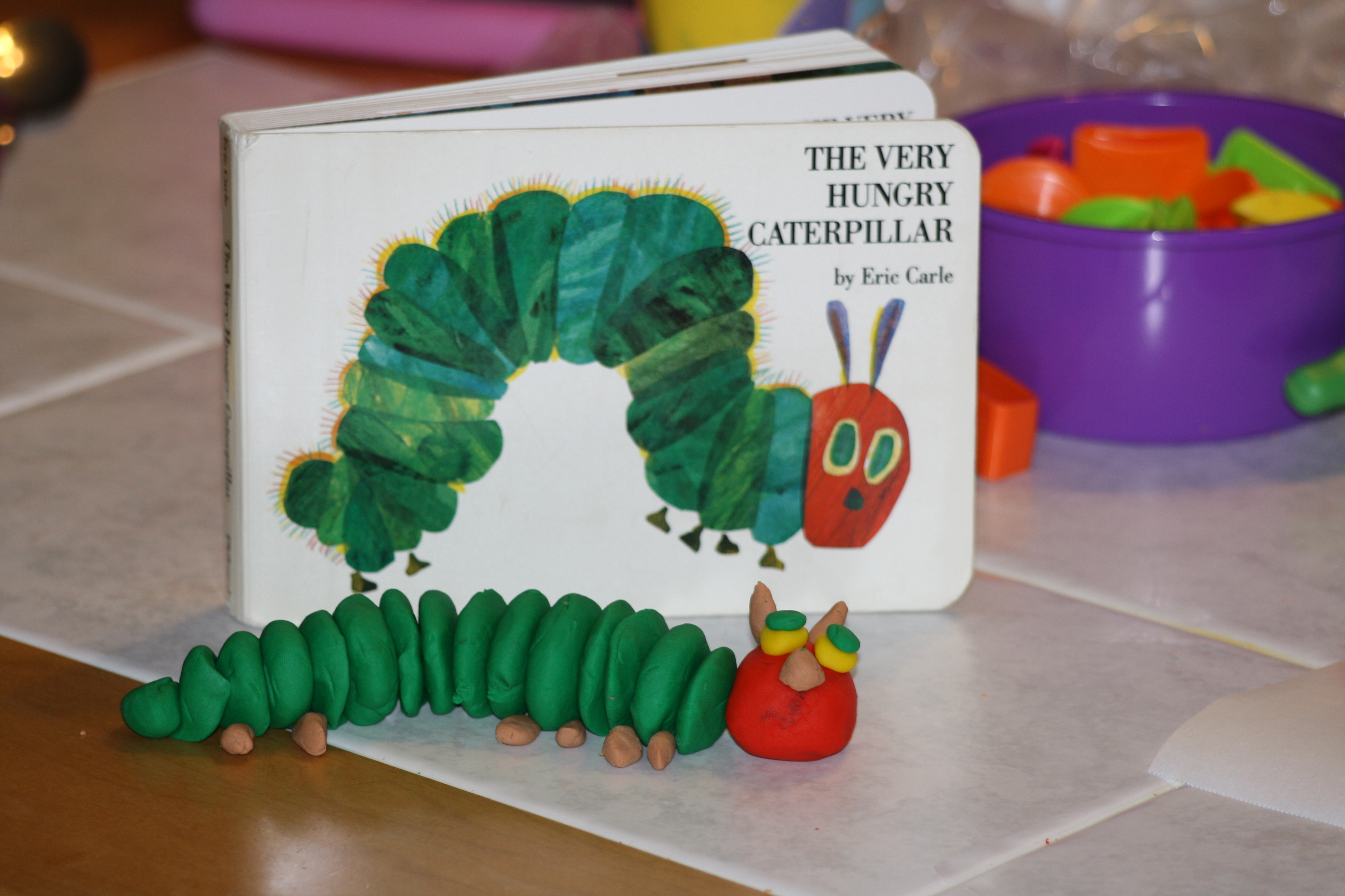 Five Ways to Retell a Story with Your Toddler or Preschooler - I Can ...
