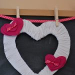 heart wreath 2 150x150 Show and Share Saturday Link Up!